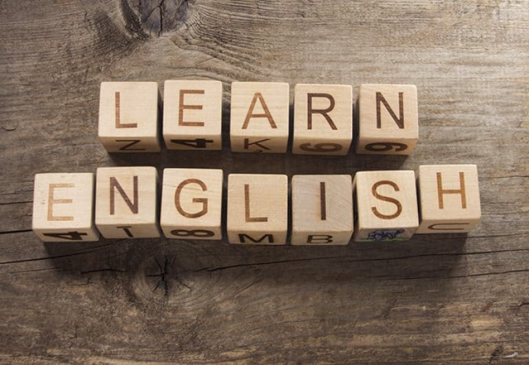 learn english wood blocks How to be fluent in English