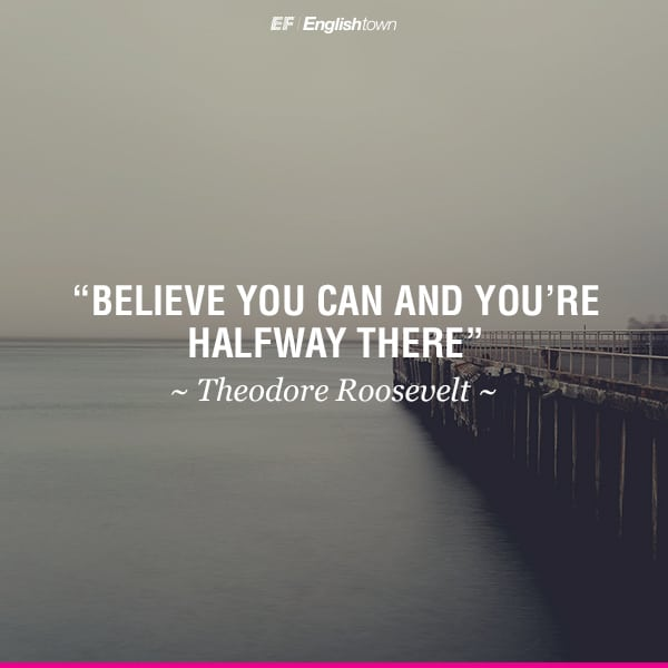 Get Inspired To Learn English With These Motivational Quotes